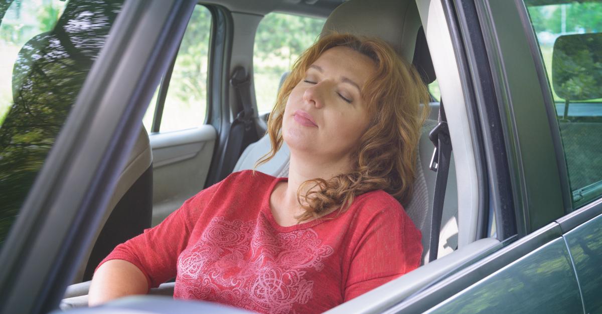 Fatigue au volant : Savons-nous quand nous arrêter?