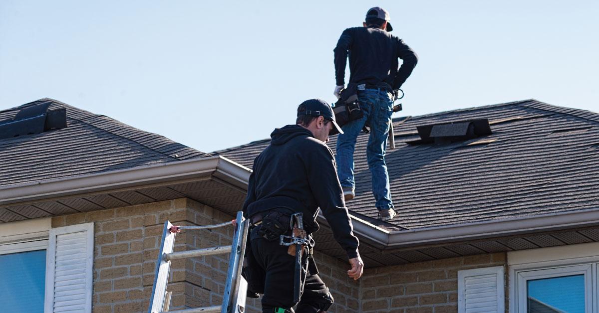 L'hiver a-t-il été dur sur votre maison?