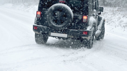 Winter driving: From theory to practice