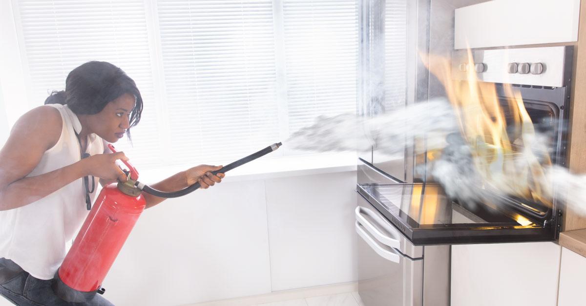 Augmentation des feux de résidence depuis qu'on est plus souvent à la maison