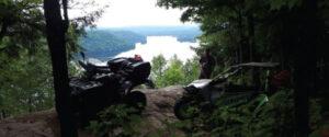 Le Québec et ses plus beaux endroits pour le VTT