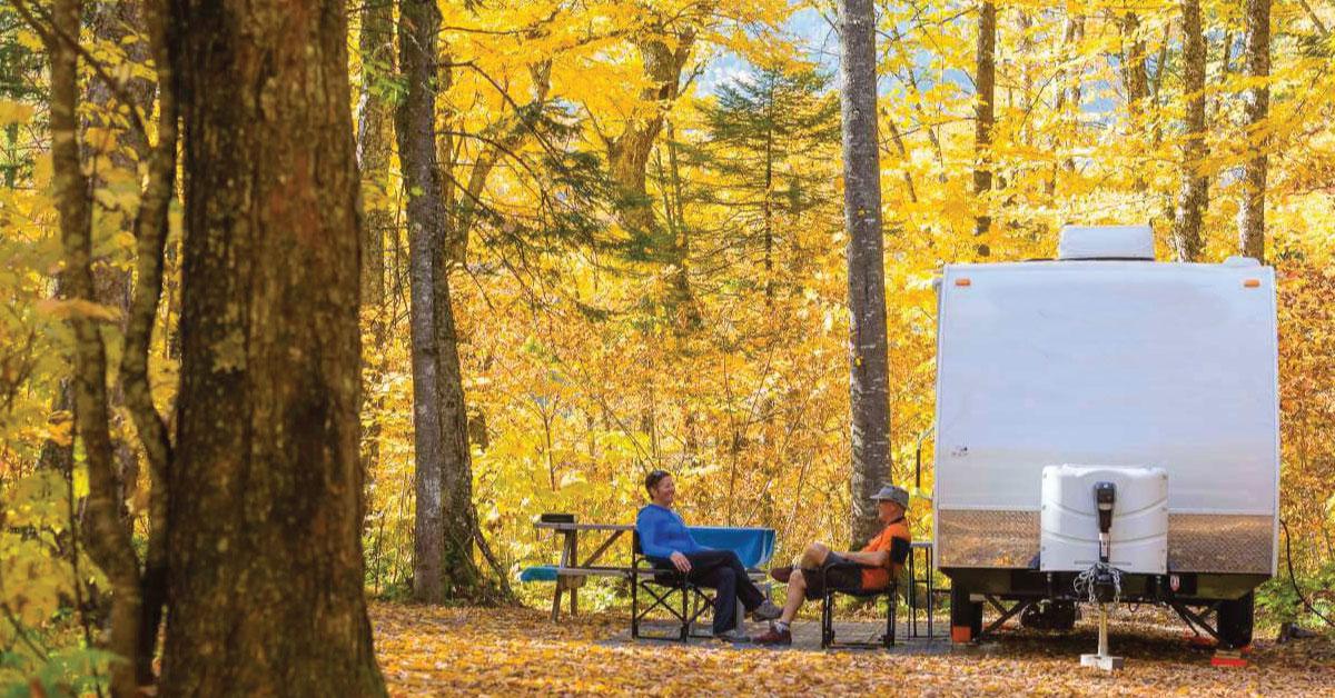 Et si on prolongeait la saison de camping