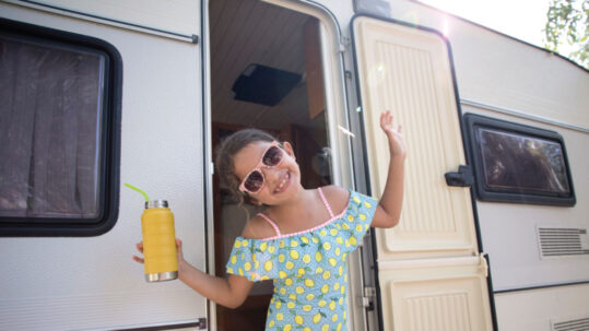 Unwritten rules of good manners when camping