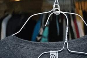 Plus d'espace pour les vêtements