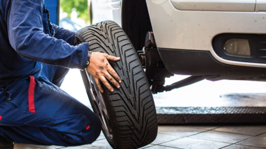 Does your garage have the employees required to install your winter tires?