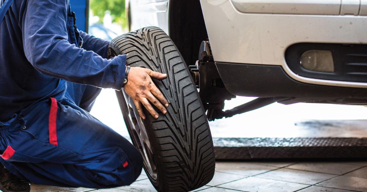Votre garagiste a-t-il la main d'œuvre nécessaire pour installer vos pneus d'hiver